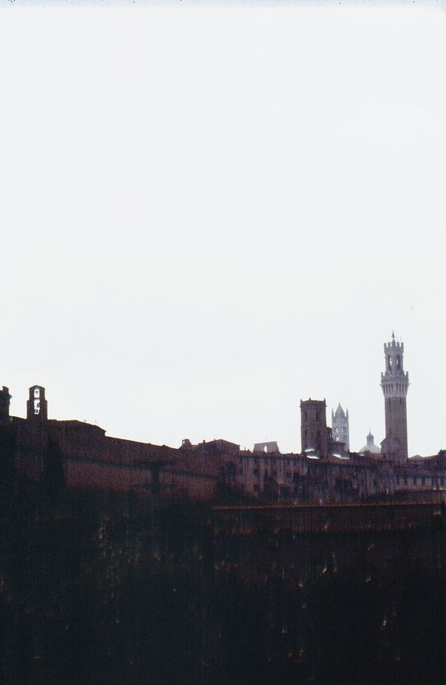 Siena Outside the Walls