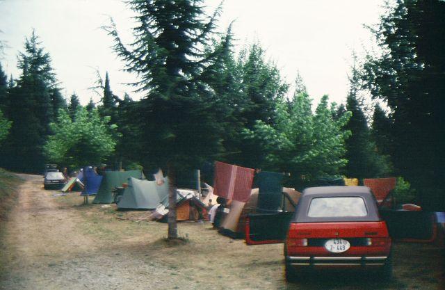 Camping Siena