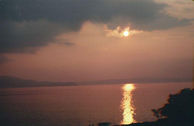 Yugoslavian Sunset