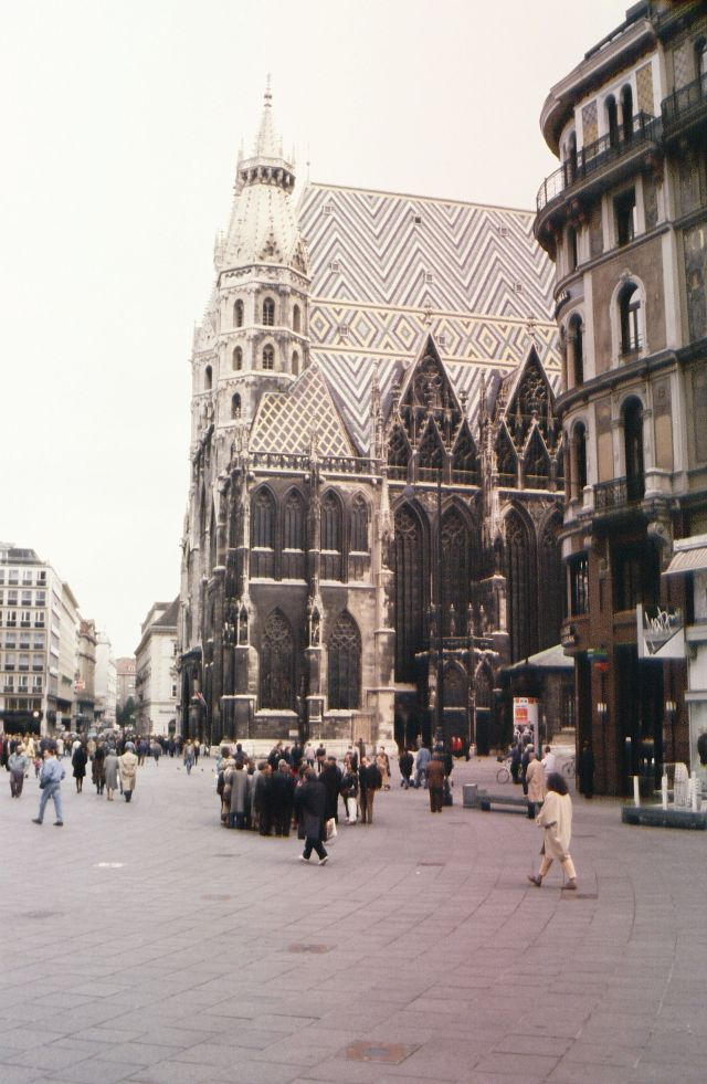 St. Stephens in Vienna