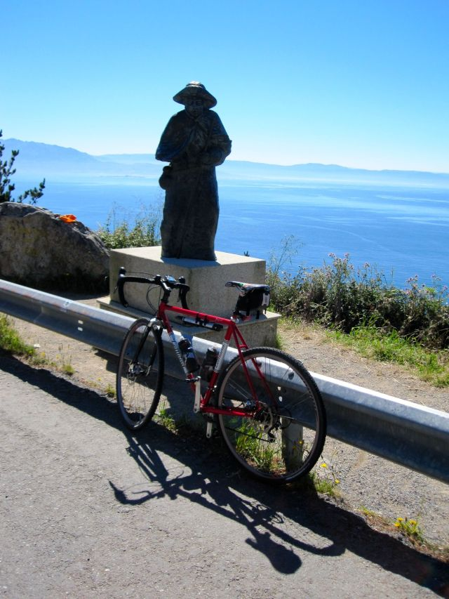 Blessing the Bike