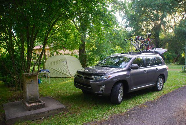 Camping du Congac