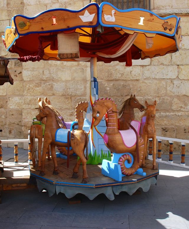 Street Fair Carousel