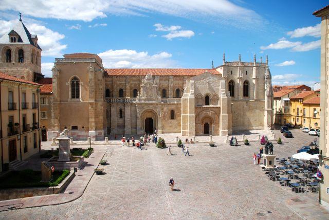 The Basilica of San Isid