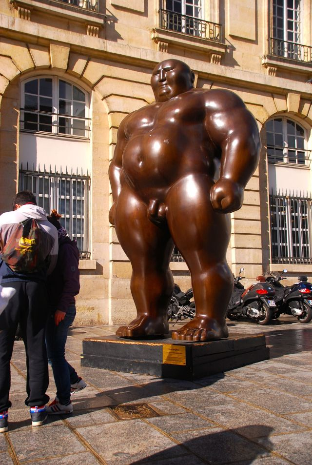 Honestly, it's Paris so who knows what the heck this thing is