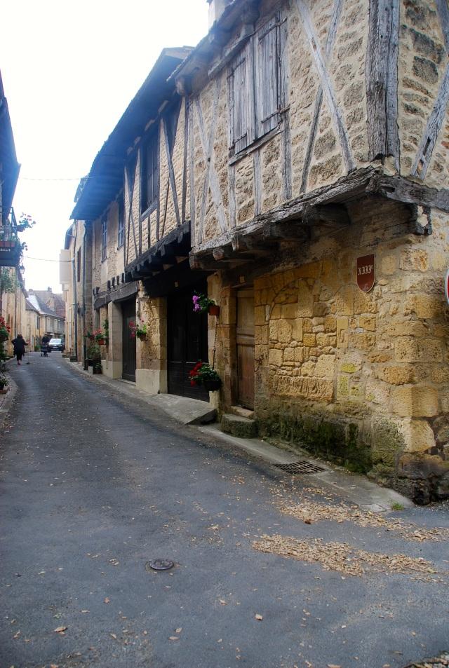 A Side Street in Montignac