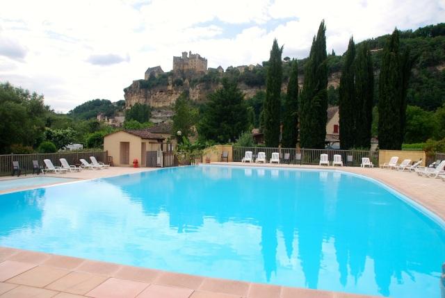 The Pool at Le Capeyrou