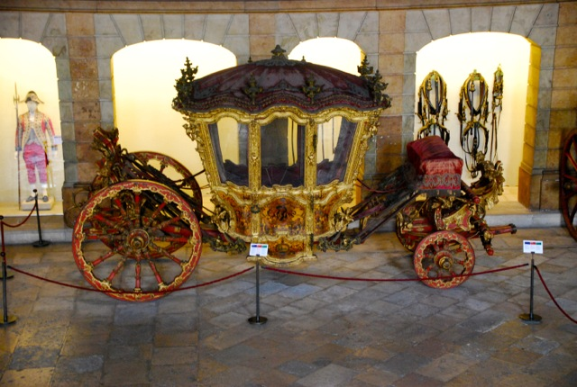 One of the Royal Coaches