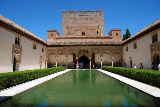 Courtyard in Nasrid Palace