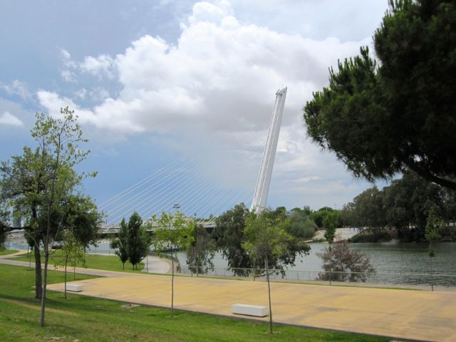 Puente del Alamillo Bridge