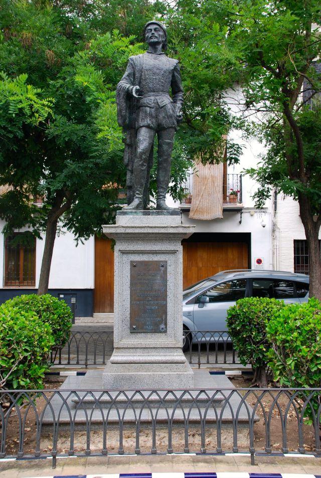 Statue of Don Juan