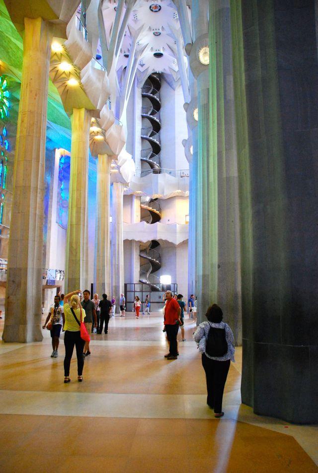 Sagrada Interior
