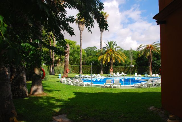 The Pool at Villsom