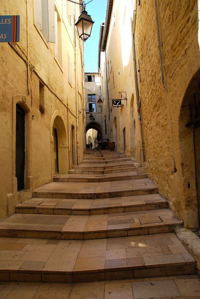 Old Town Steps