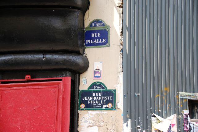 Rue de Pigalle