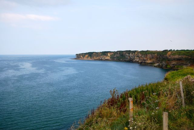 View from Pont du Hoc