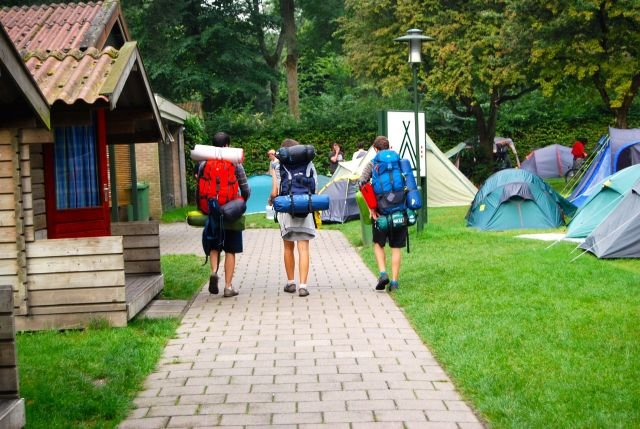 Backpacking Ghosts of Rendy, Evan and Jerry
