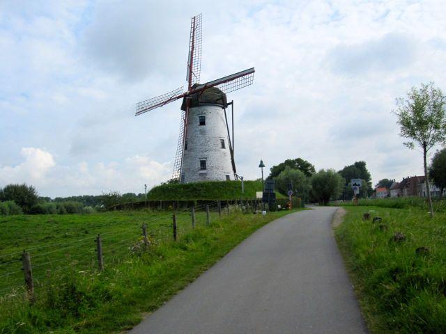 Schelle Windmill