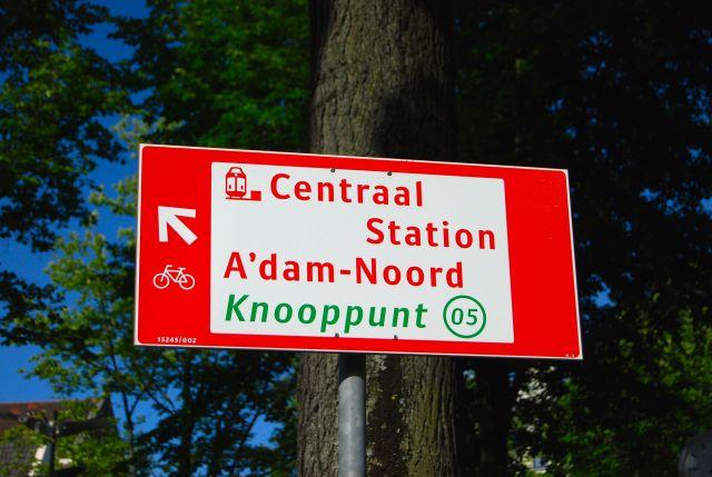 Bike Signage