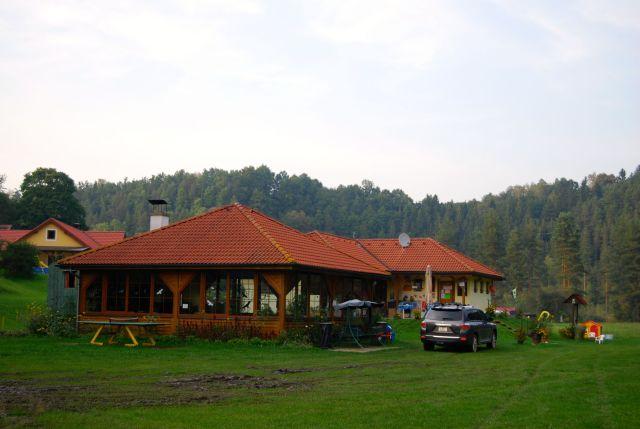 Camp Facilities and Muddy Bog