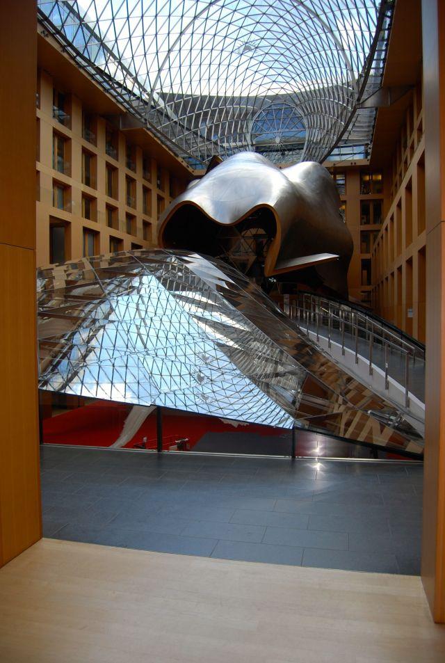 Gehry Lobby