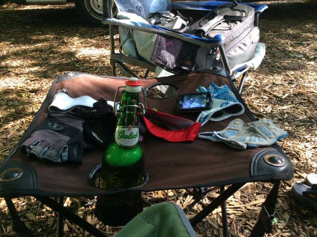 Grolsch in Camp