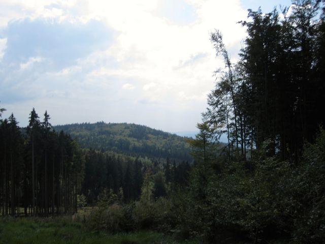 Hills Around Klet