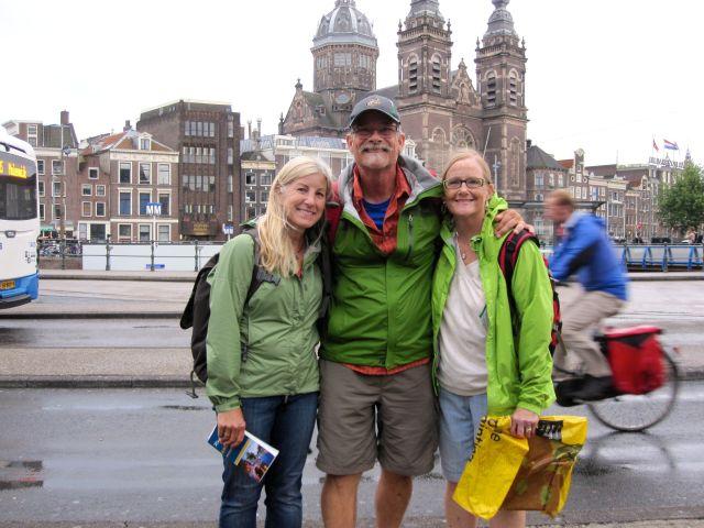 The Three World Travelers