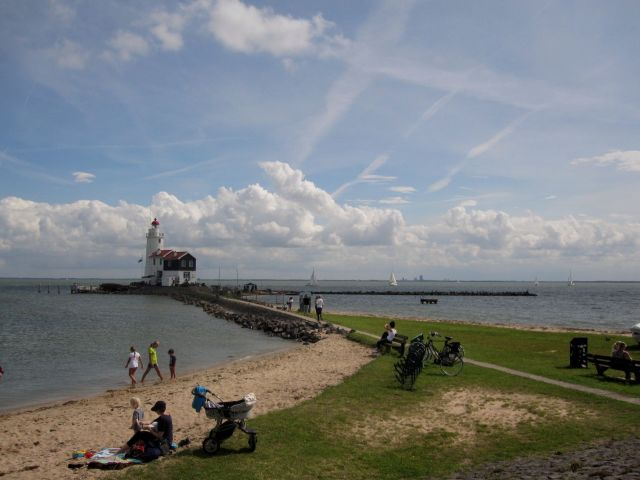 Marken Lighthouse