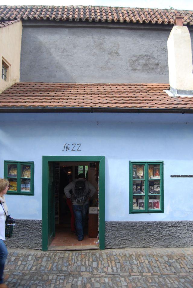 Kafka's House