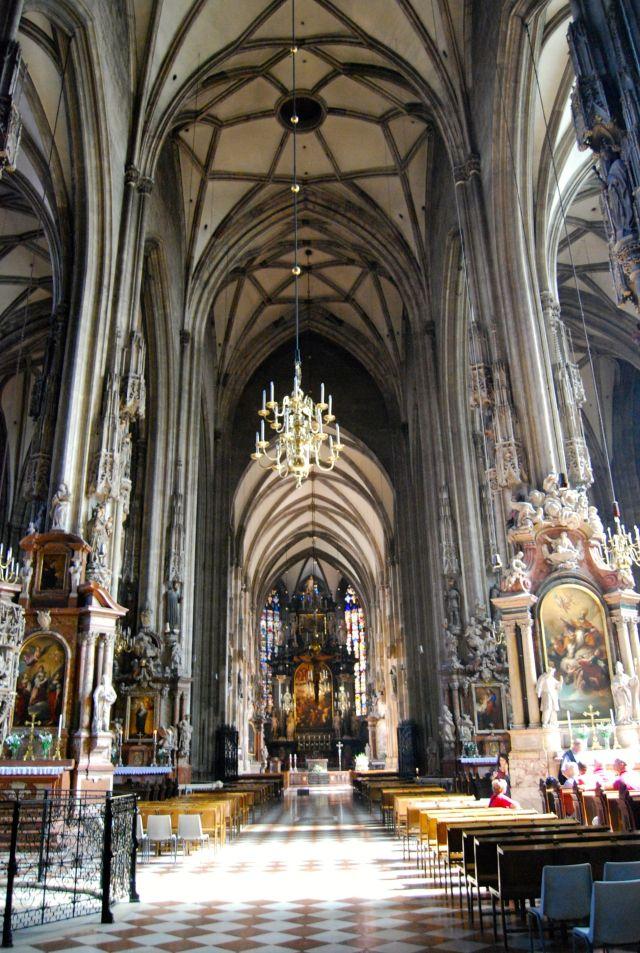 St. Stephen's Interior