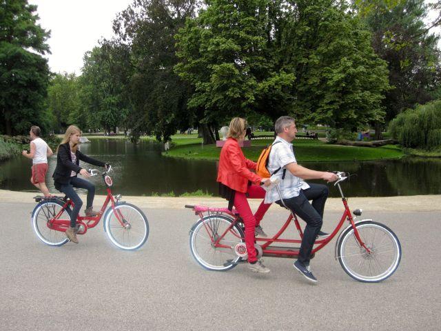 Vondel Cyclists
