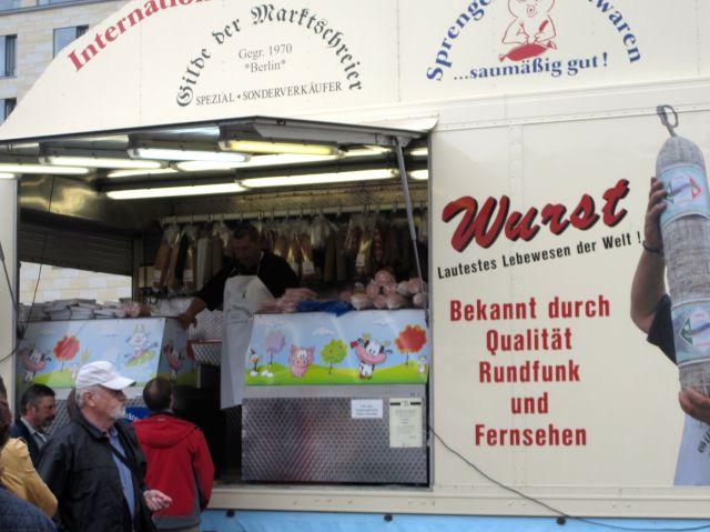 Wurst Vendor