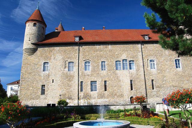 Bulle Castle