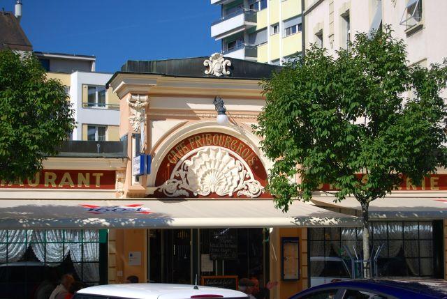 Cafe Au Fribourgeois