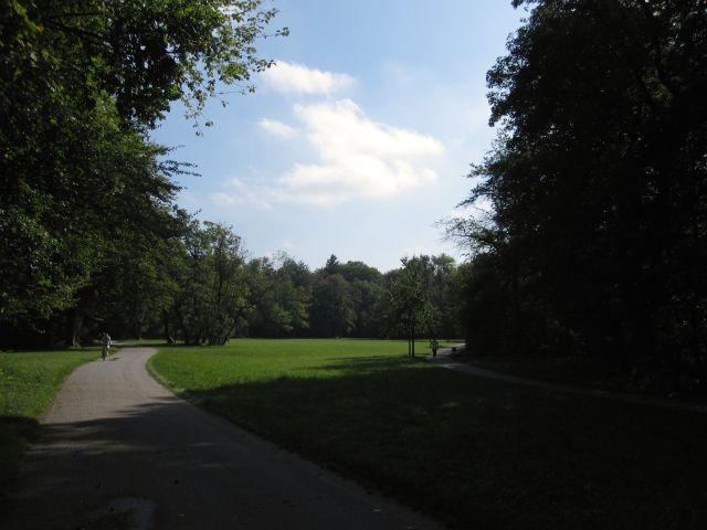 Path in Englischer Garden