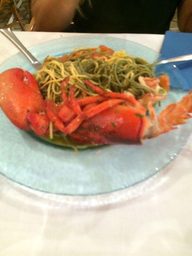 Lobster Primi
