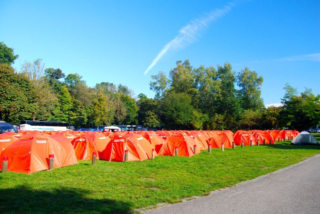 More Touring Tents