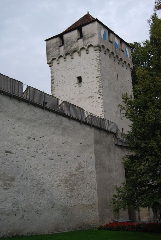 Section of Wall
