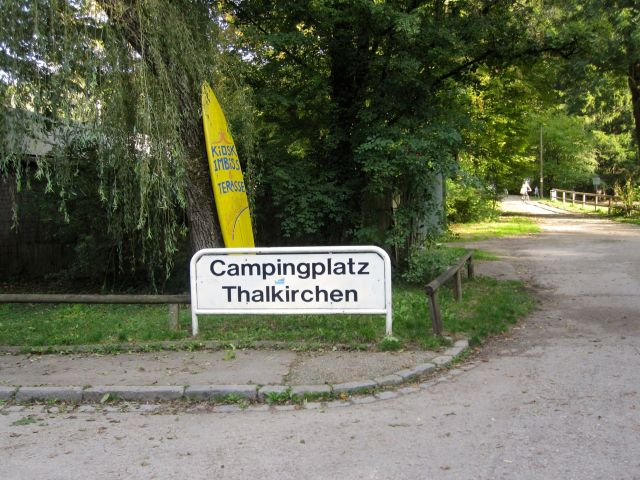 Thalkirchen Sign