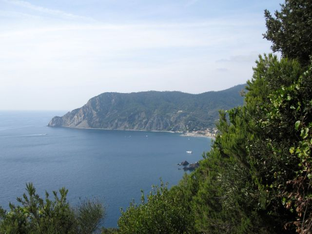 View Back to Monterosso