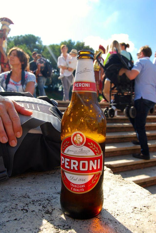 Cold Peroni