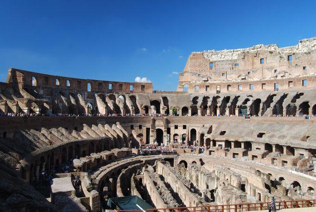 Coloseum Interior