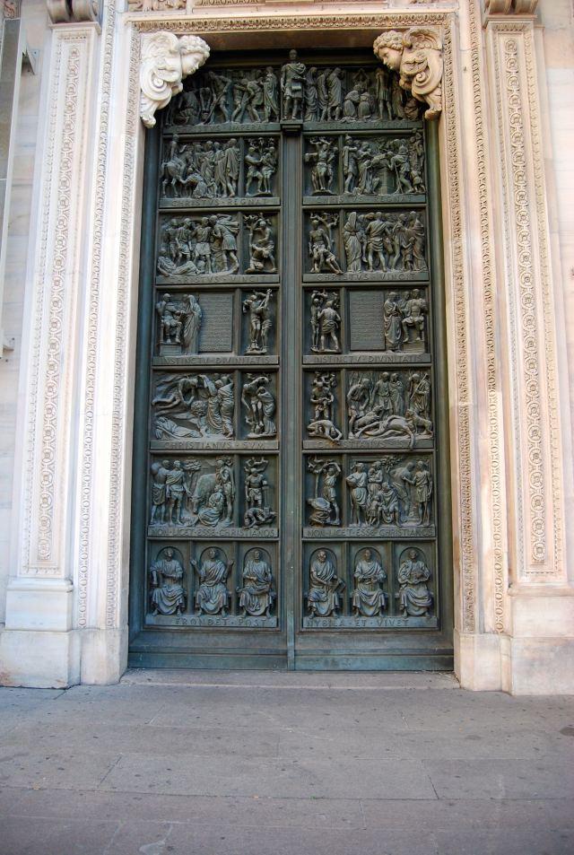 Duomo Doors