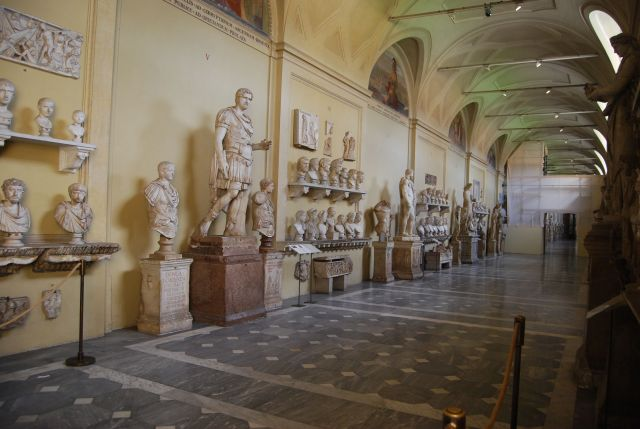 Hall of Busts