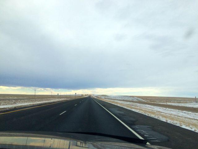 I70 to Denver