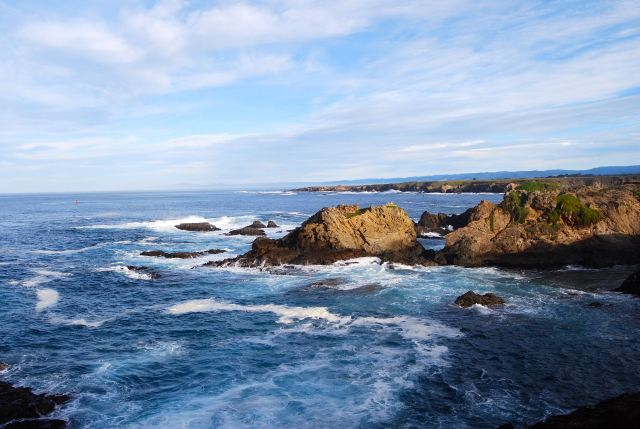 That great Northern California Coastline