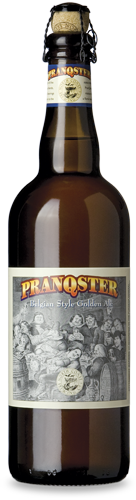A Big Bottle of PranQster