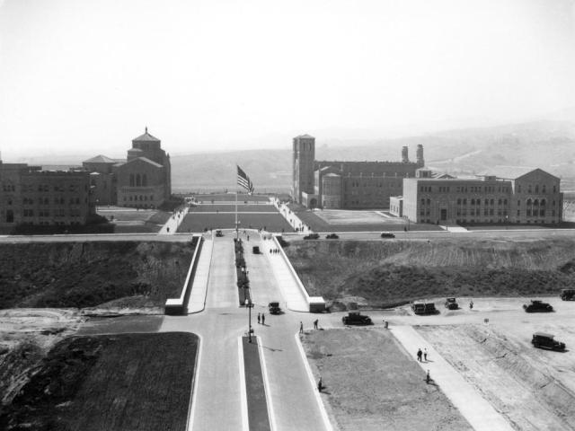 Early UCLA