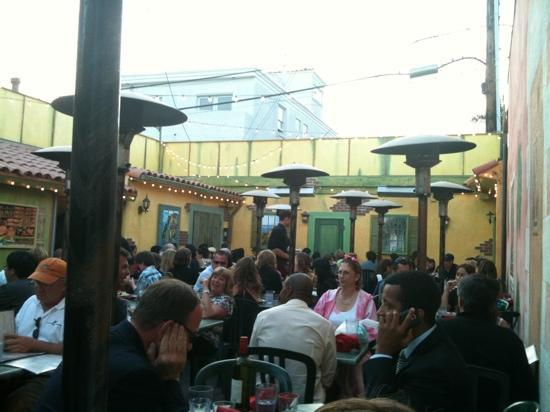 The Patio at C&O Trattoria